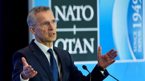 """NATO-nun baş katibi: """"Gürcüstan pandemiyanın öhdəsindən uğurla gəlir"""""""