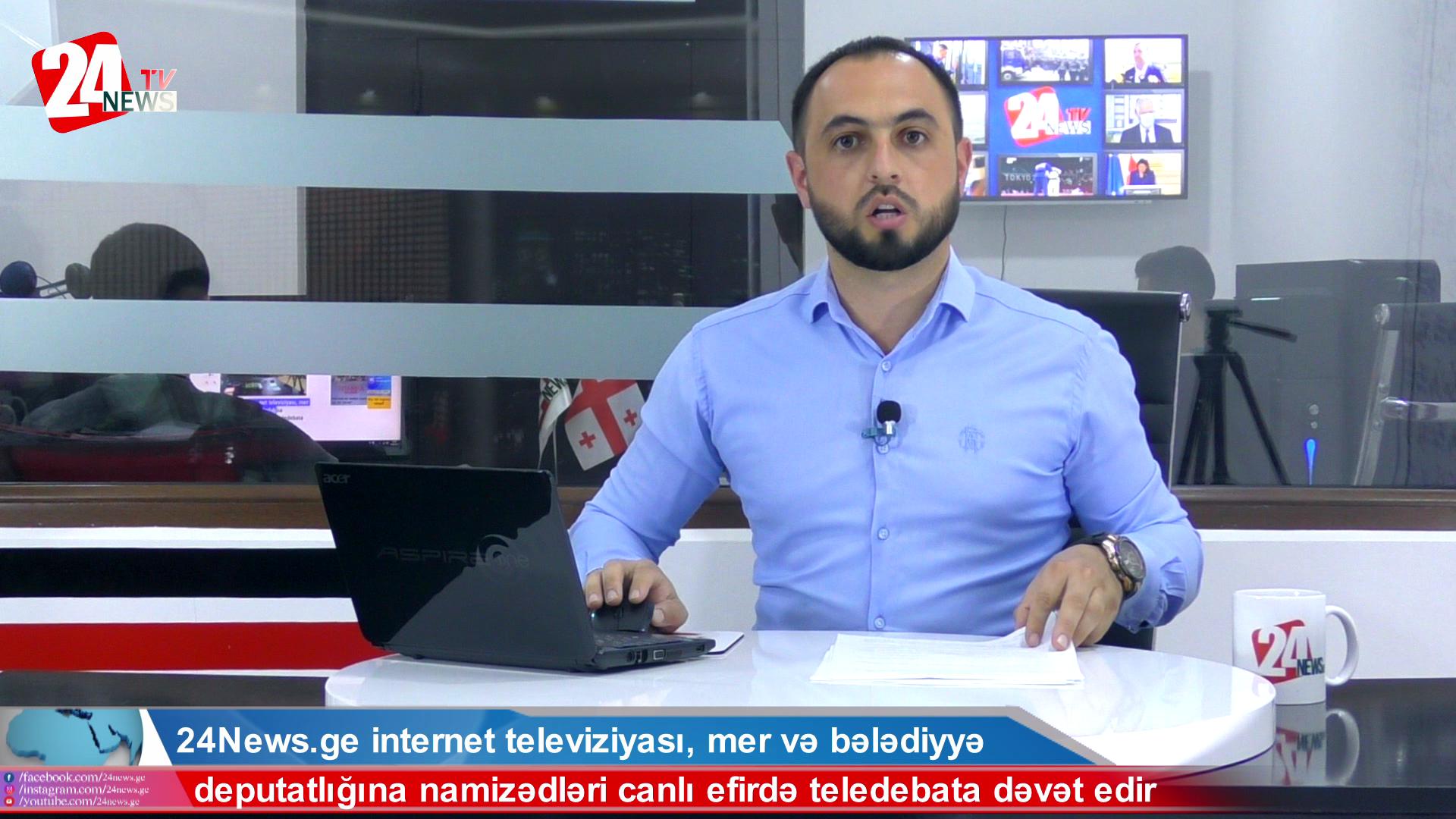 24News Tv-də Xəbər Vaxtı (14.09.2021) - (VİDEO)