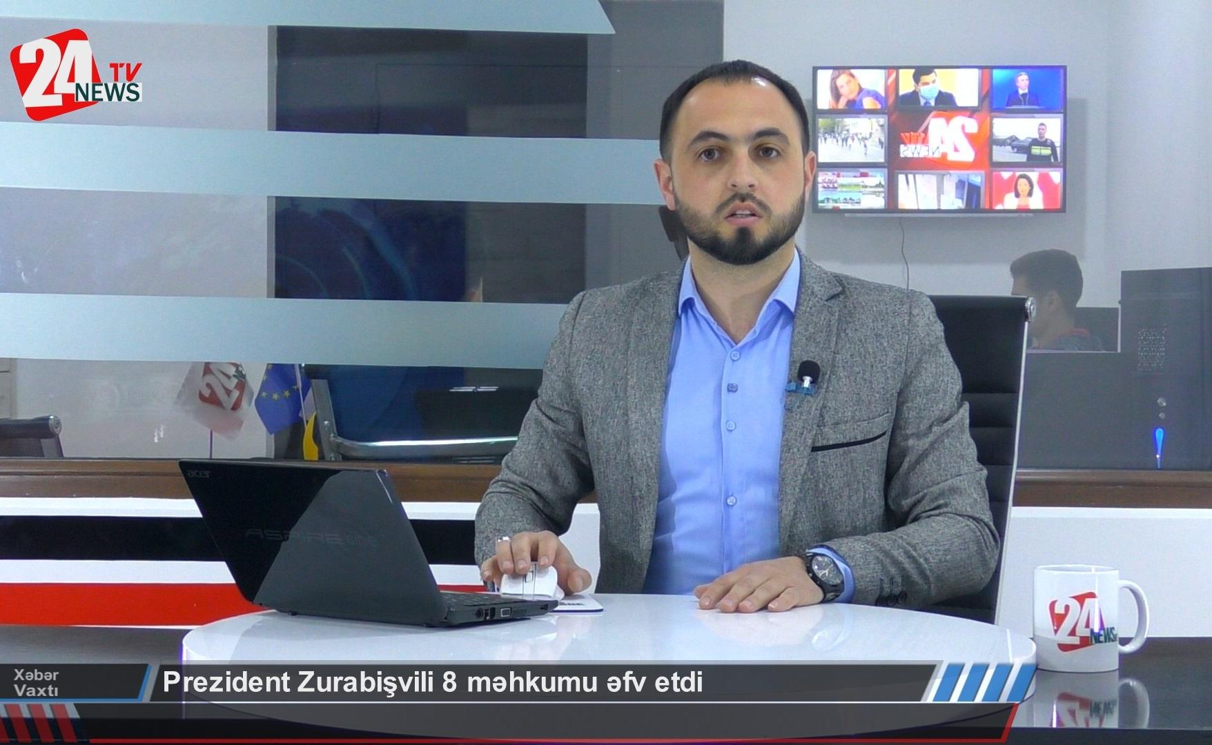 24News Tv-də Xəbər Vaxtı (06.05.2021) - (VİDEO)